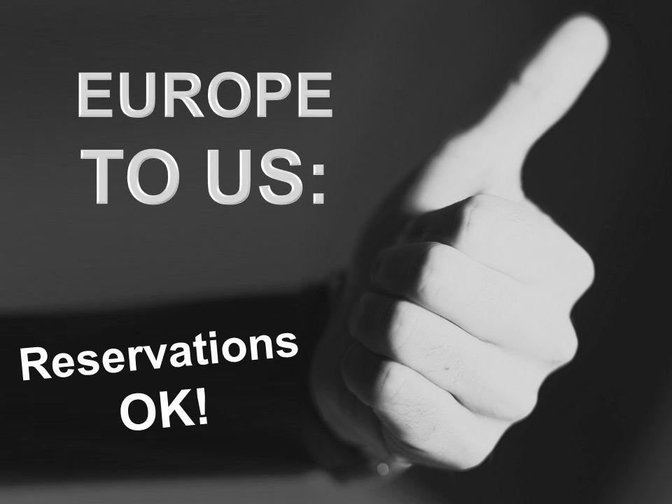 Reservations OK!