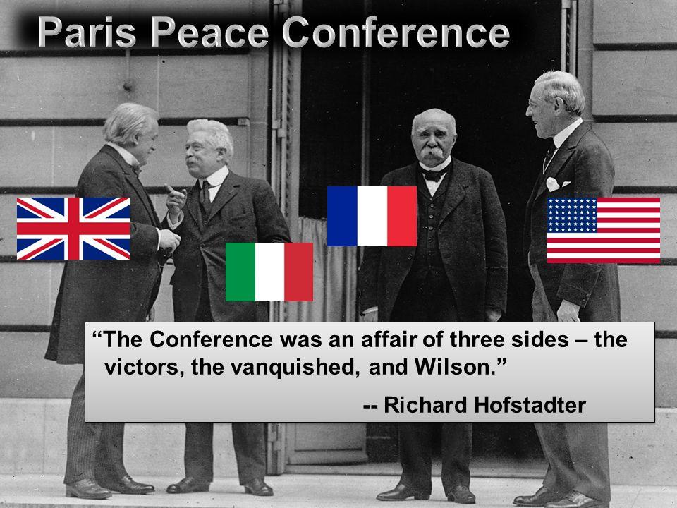 David Lloyd George (British Prime Minister) I was seated between Jesus Christ and Napoleon.