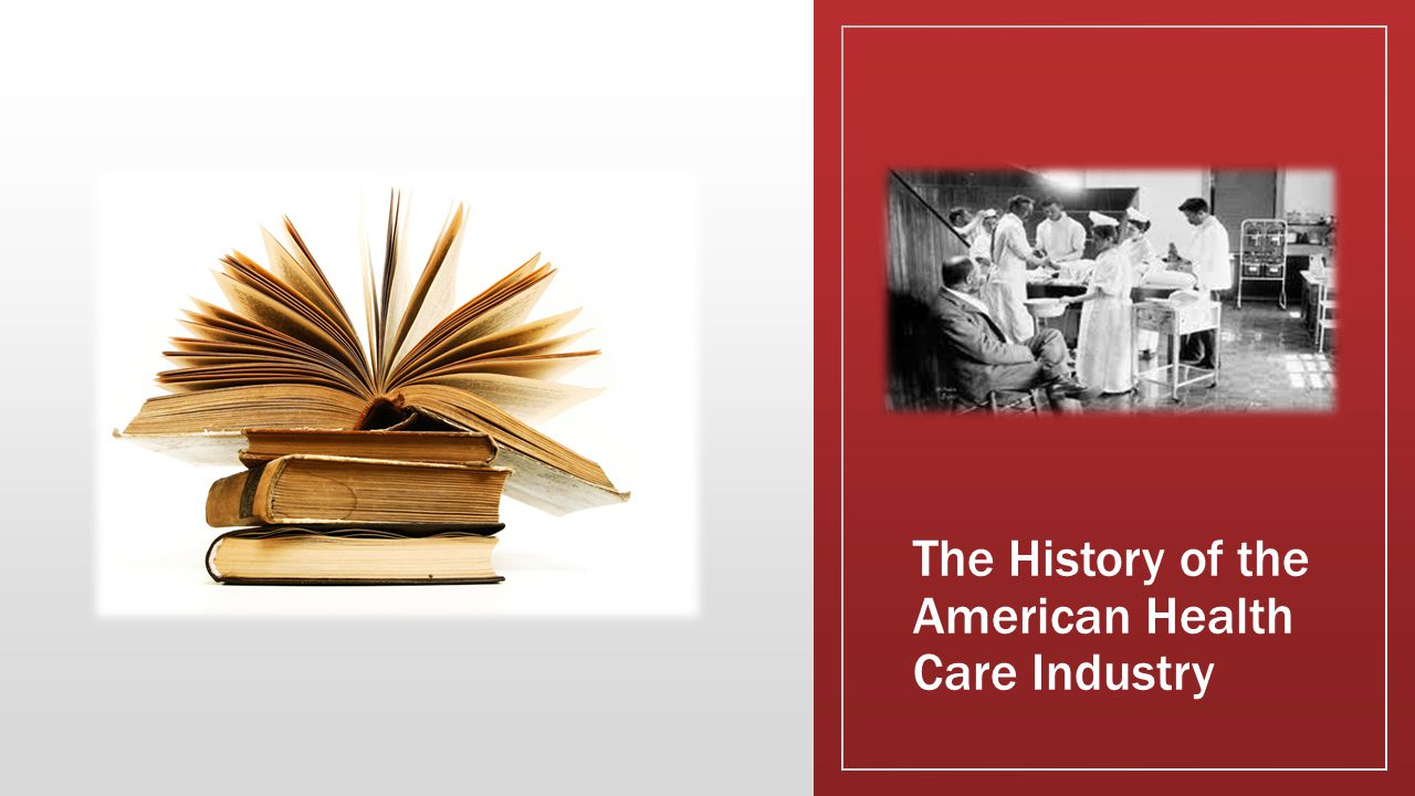 The History of the American Health Care Industry