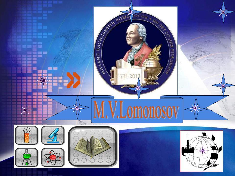 Add your company slogan LOGO www.themegallery.com Mikhail Vasilievich Lomonosov M.