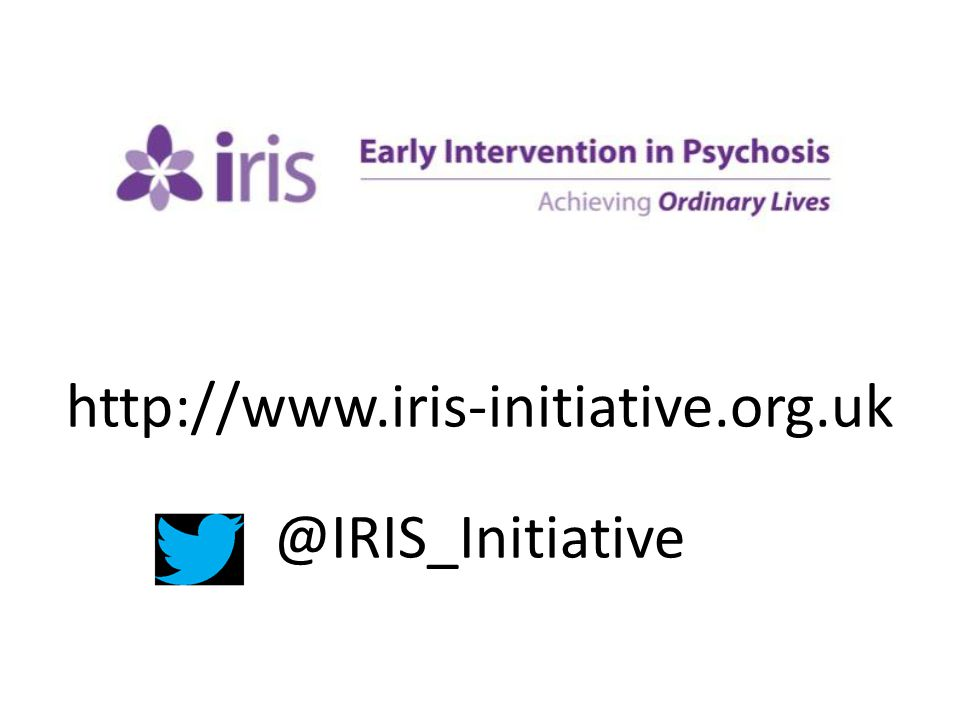http://www.iris-initiative.org.uk @IRIS_Initiative