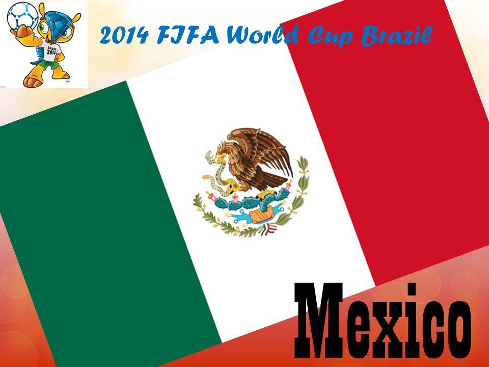 Mexico 2014 FIFA World Cup Brazil