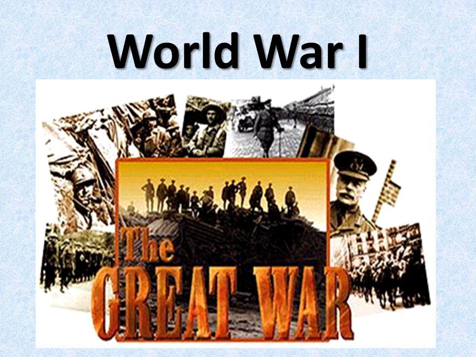 Alliances – Send Europe Into War Austria-Hungary declares war on July 28.
