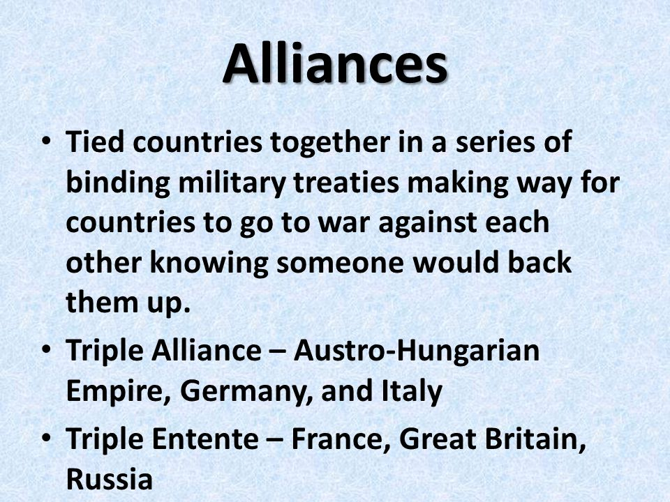 Response to German's Unrestricted Warfare Allies and U.S.