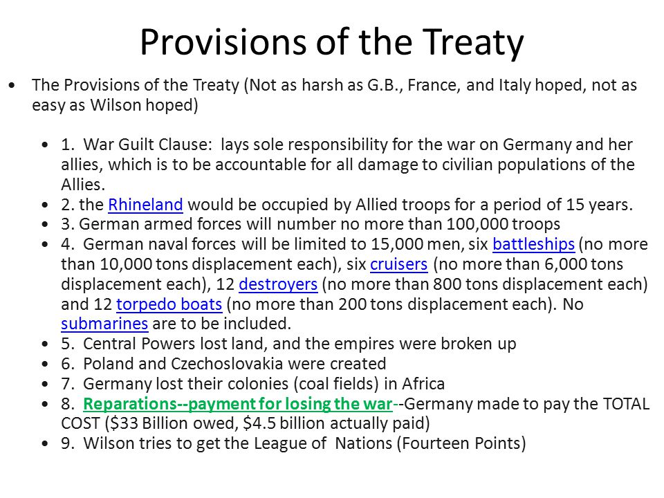 League of Nations 1.President Wilson's idea 2.International organization created to preserve the peace after World War I 3.Collective security A.