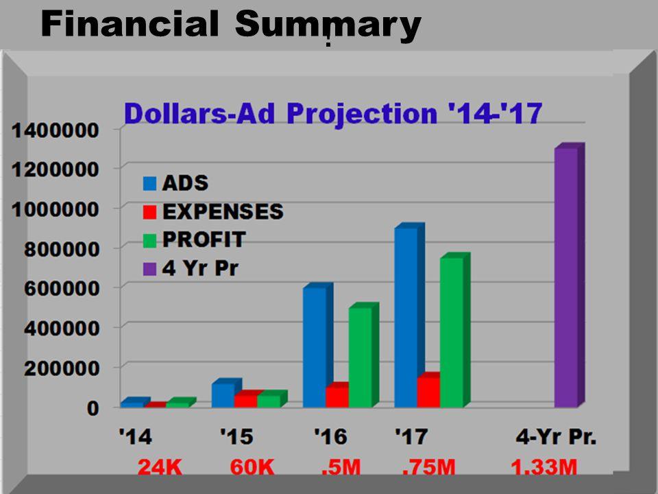 !. Financial Summary
