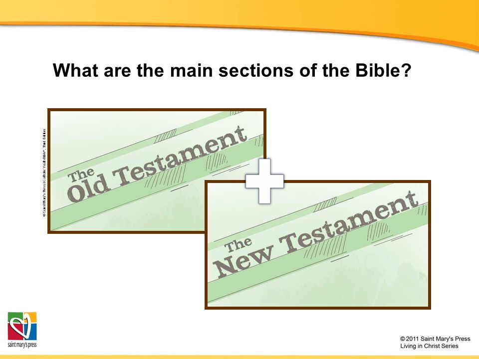 Old and New Testaments Our covenant relationship to God Synonym for is solemn vow The original covenant is fulfilled Old Testament God's relationship with the Hebrews/Israelites
