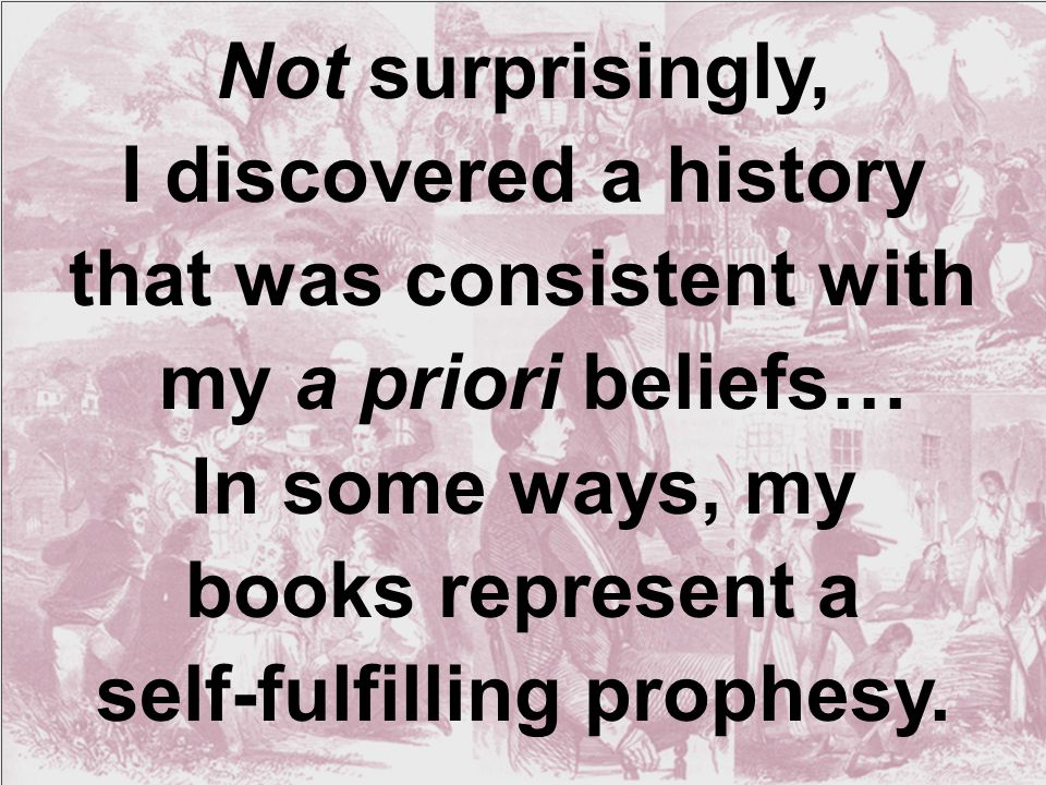 I believe my view is more useful because it emulates that of the Nauvoo polygamists who first believed Joseph was a prophet, before addressing his teachings of polygamy.