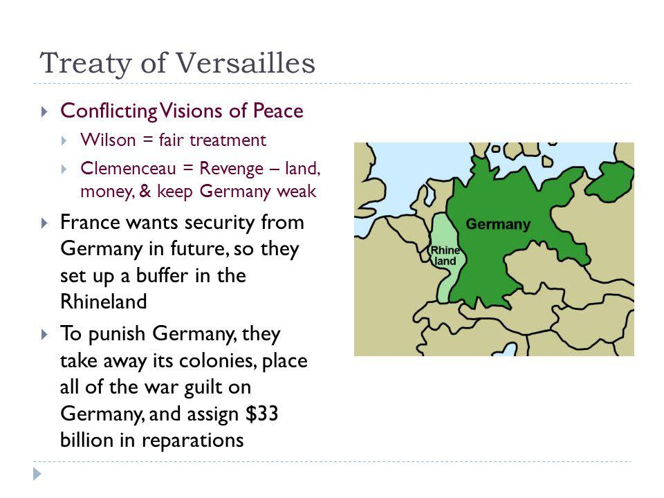 Wilson's Fourteen Points  1.Open Diplomacy, no secret international agreements  4.