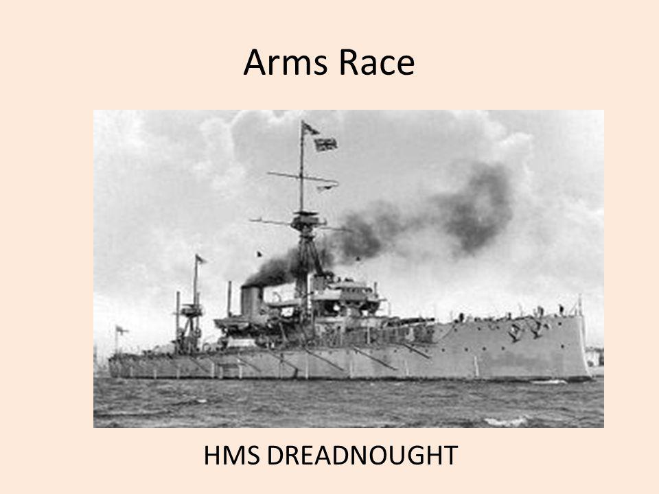 Arms Race HMS DREADNOUGHT