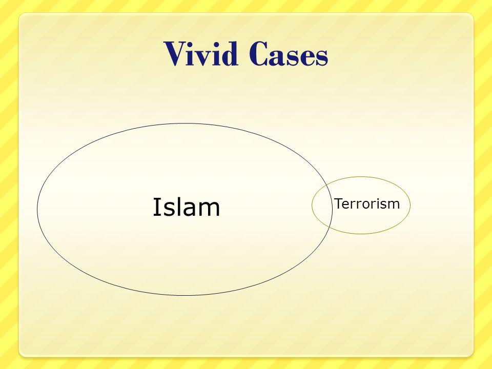 Vivid Cases Islam Terrorism