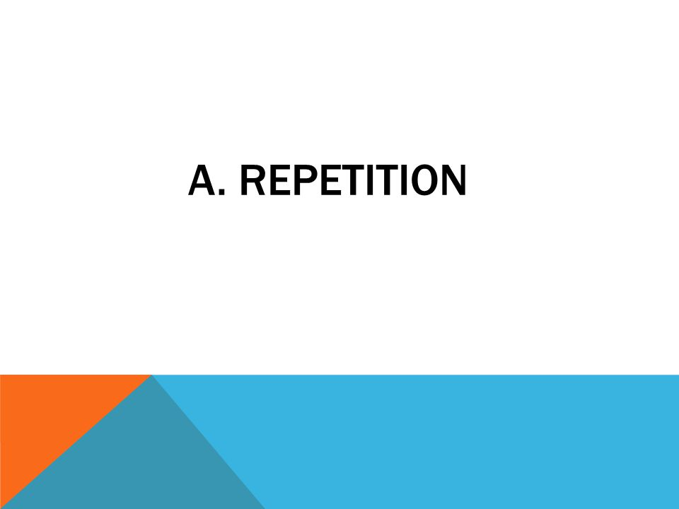 A. REPETITION