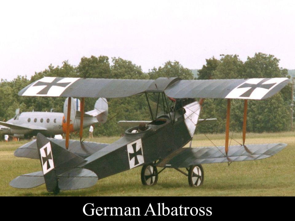 German Albatross