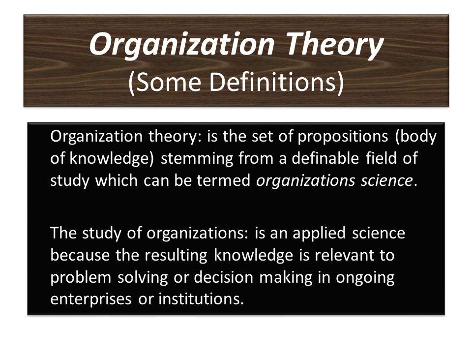 Scientific management principles.