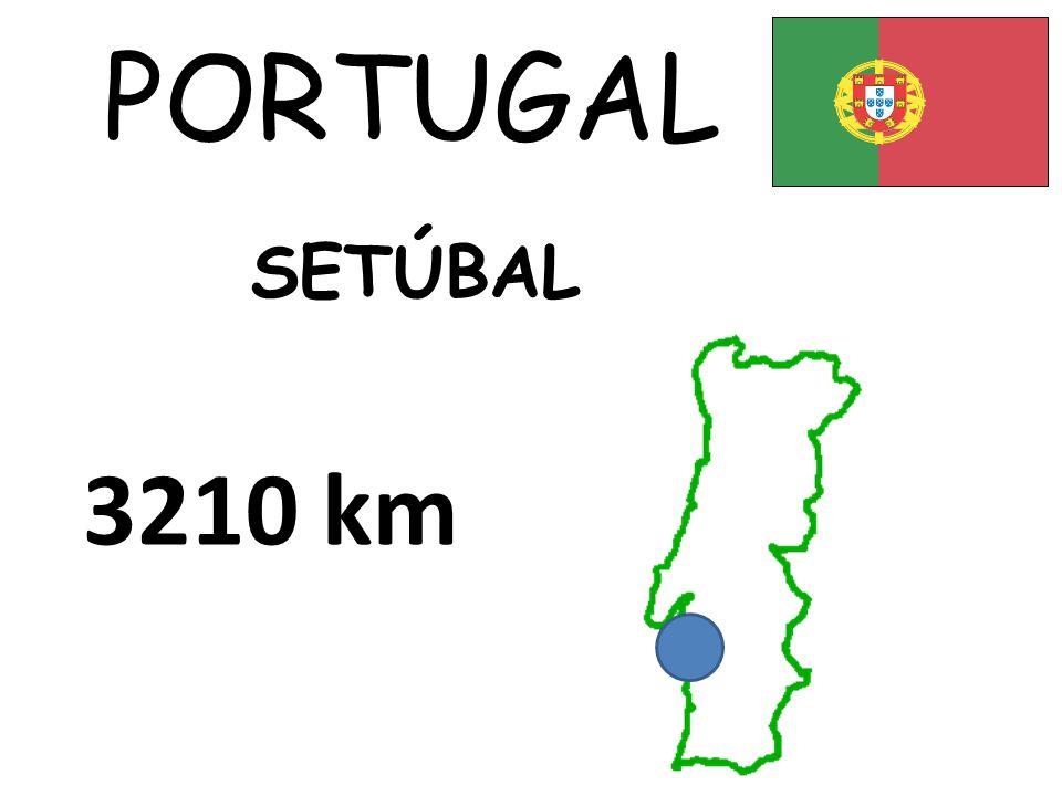 PORTUGAL SETÚBAL 3210 km