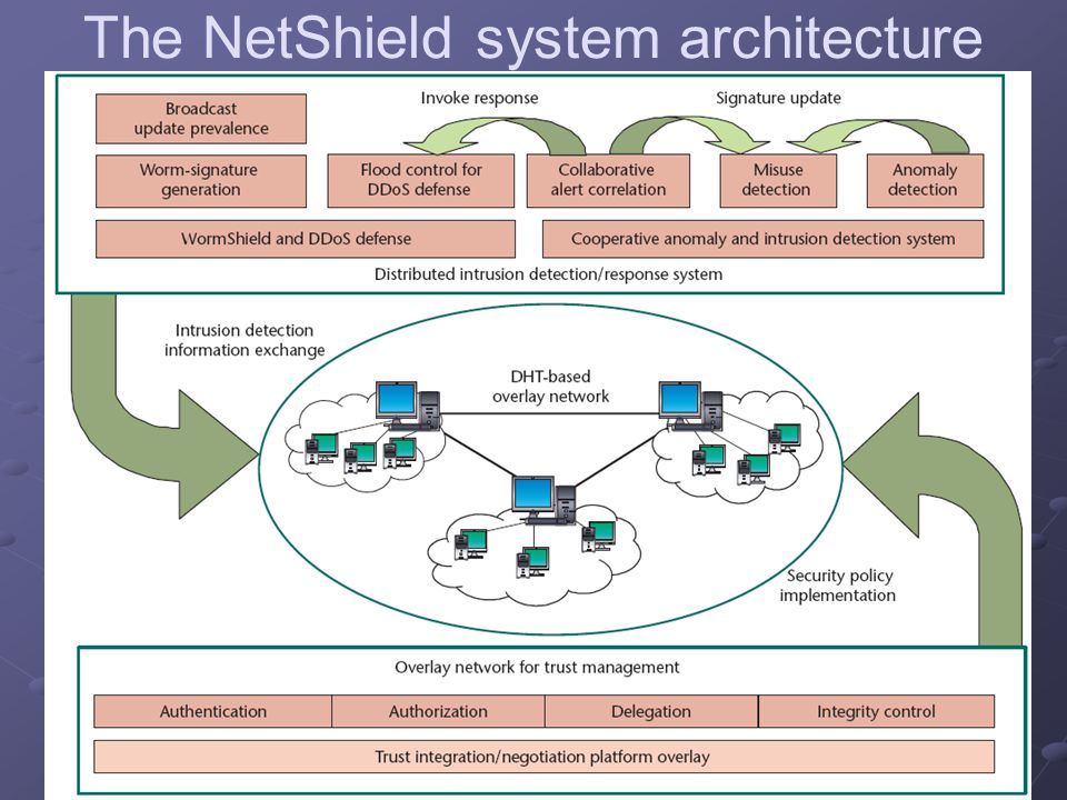 The NetShield system architecture
