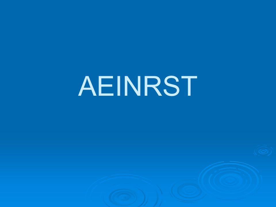 AEINRST