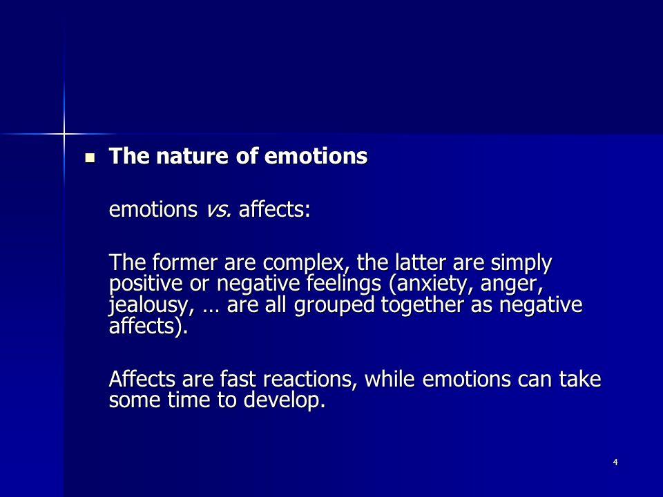 35 Feelings (cf.Damasio. 1994. Descartes' Error) Feelings (cf.