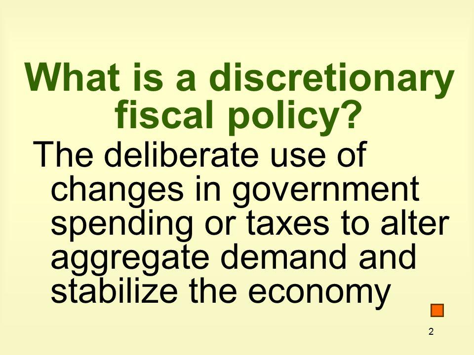 53 A balanced budget multiplier is not neutral.