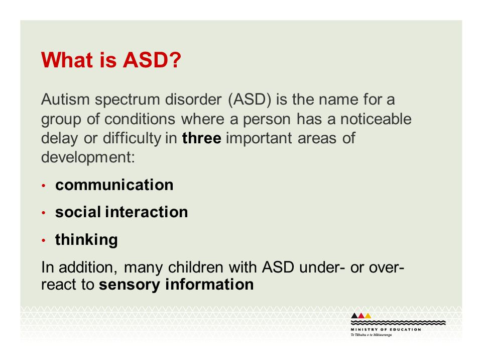 Police and other services need to know: How to recognise when a person has ASD The impact of ASD on the behaviour of the person, and their likely responses to others Strategies to ensure that the legal rights of all people concerned are upheld How to communicate effectively with people with ASD Recommendations