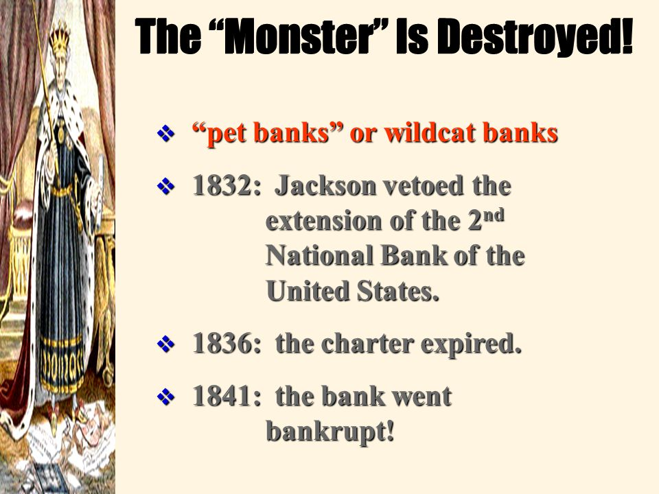 """Opposition to the 2 nd B.U.S. """"Soft"""" (paper) $ """"Hard"""" (specie) $ sssstate bankers felt it restrained their banks from issuing bank notes freely. """
