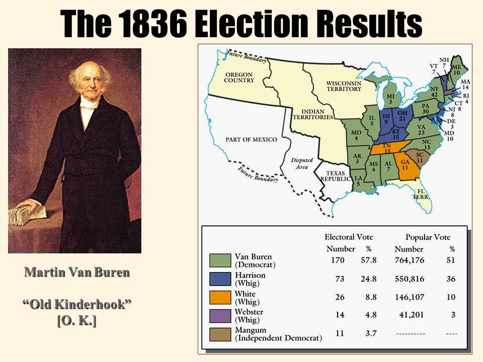 The Presidency of Martin Van Buren