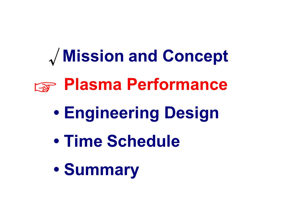 JT-60SA Euratom 9 Capability to perform operation scenarios - standard operation - hybrid operation - full non-inductive CD operation Break-even class plasmas High-beta plasma accessibility - shape and aspect ratio - MHD control Heat and particle control - divertor plasma performance Prospective estimation for ITER/DEMO relevant plasmas