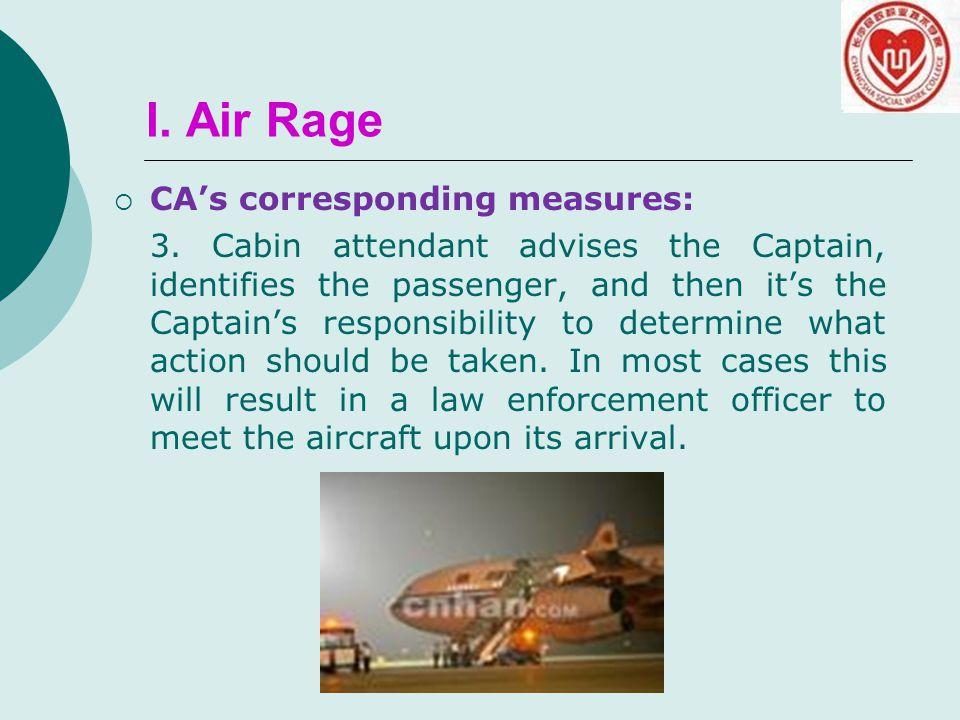  CA's corresponding measures: 3.