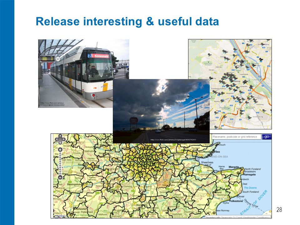 Release interesting & useful data 28