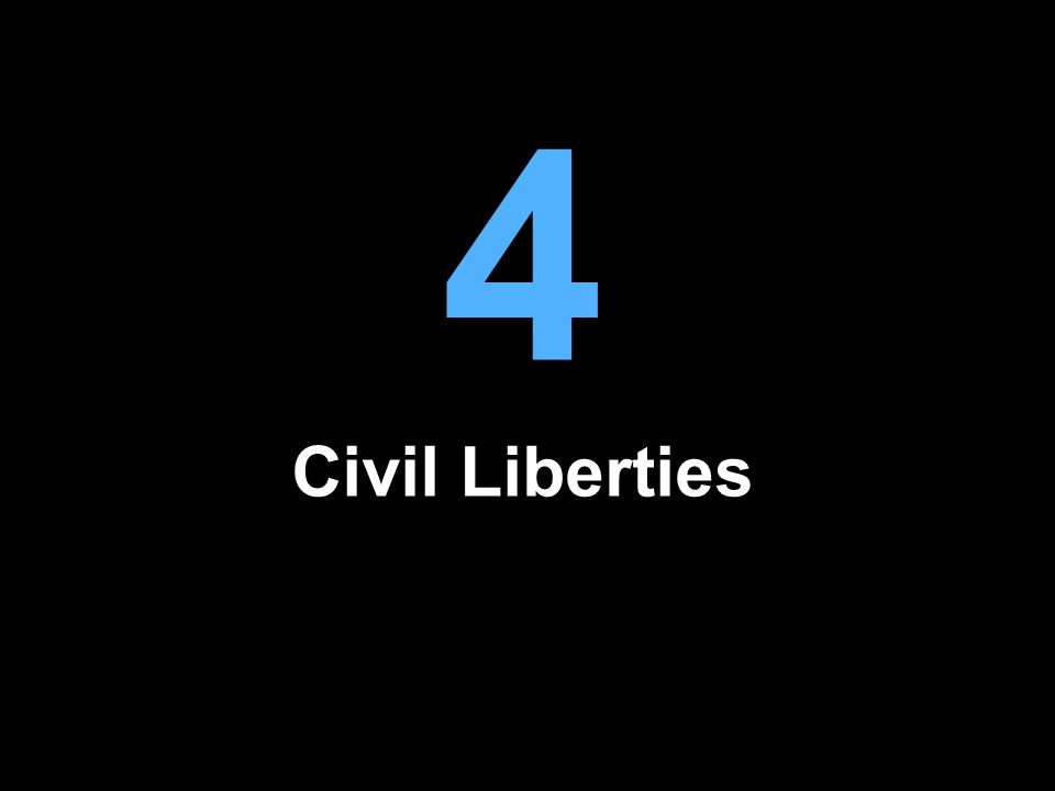 4 Civil Liberties