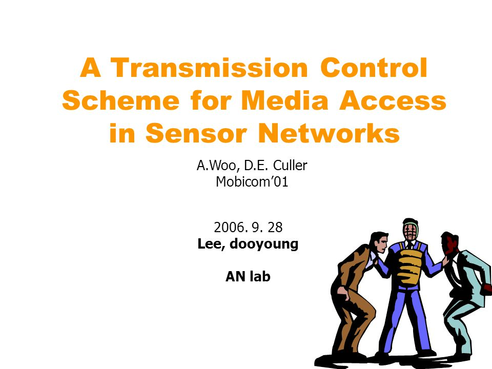 2/24 Outline Introduction –What is the sensor networks .