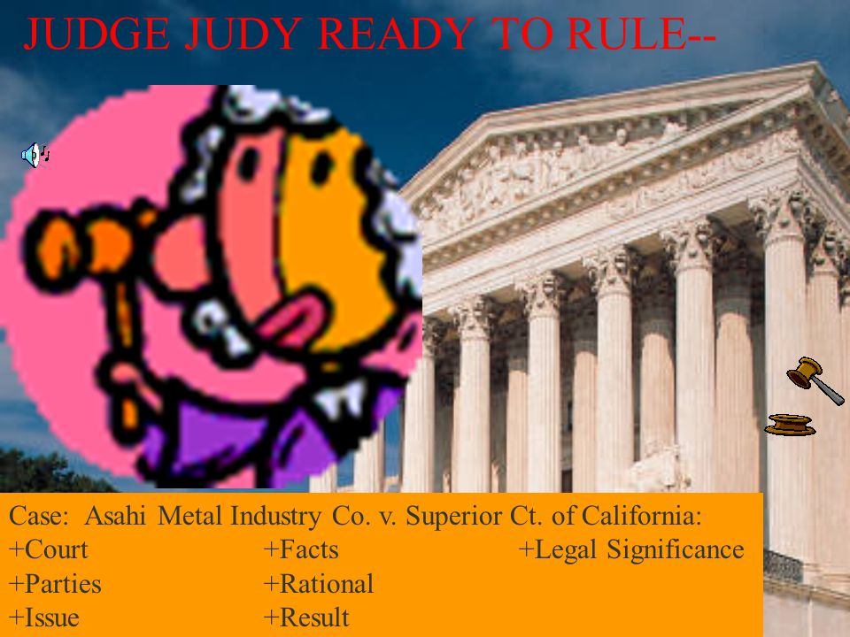 7 of 30 A. HOME STATE REGULATION OF MULTINATIONAL ENTERPRISES a)Personal Jurisdiction Requirements. (cont.) i.Due process forbids a court from assumin