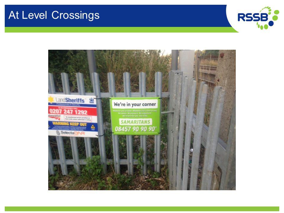 At Level Crossings