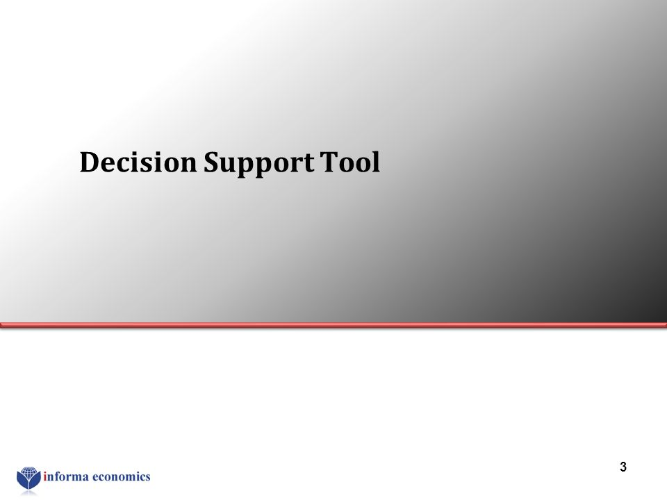 Decision Support Tool 3