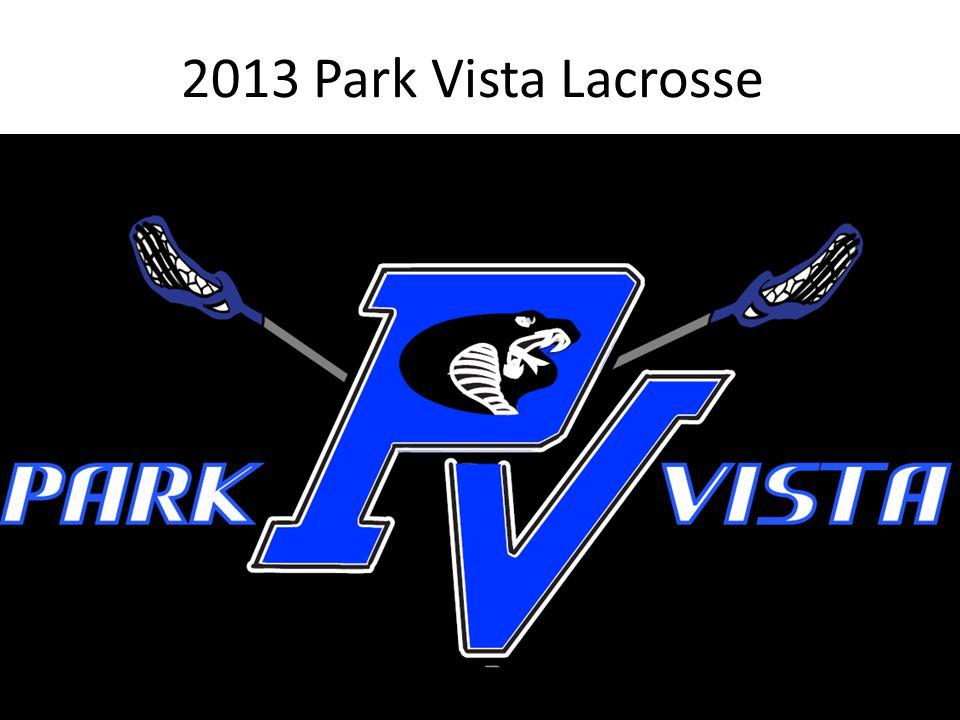 2013 Park Vista Lacrosse