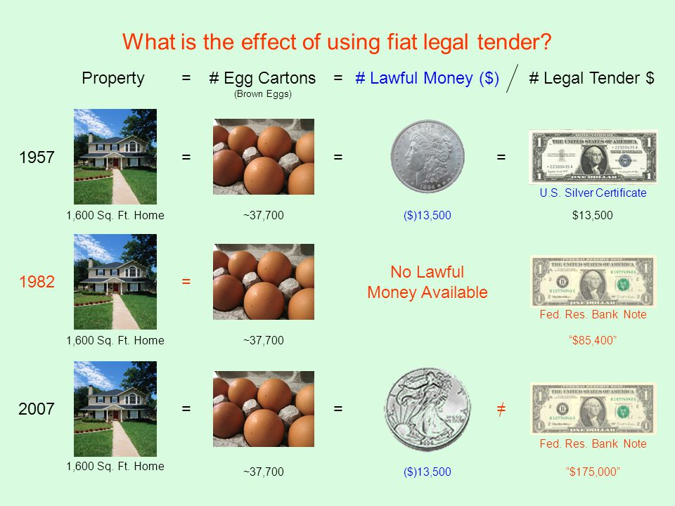 Property=# Lawful Money ($) ($)13,500 = 1957 1,600 Sq.