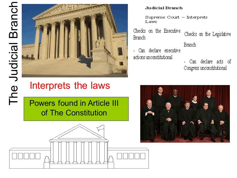 The Constitution is the highest law of the land Our country is based on concept of rule of law.