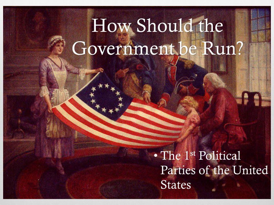 George Washington Said...