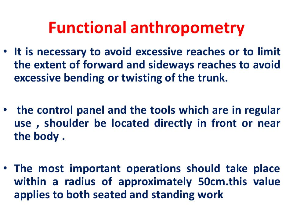 In sitting The following structural anthropometry can be measured.