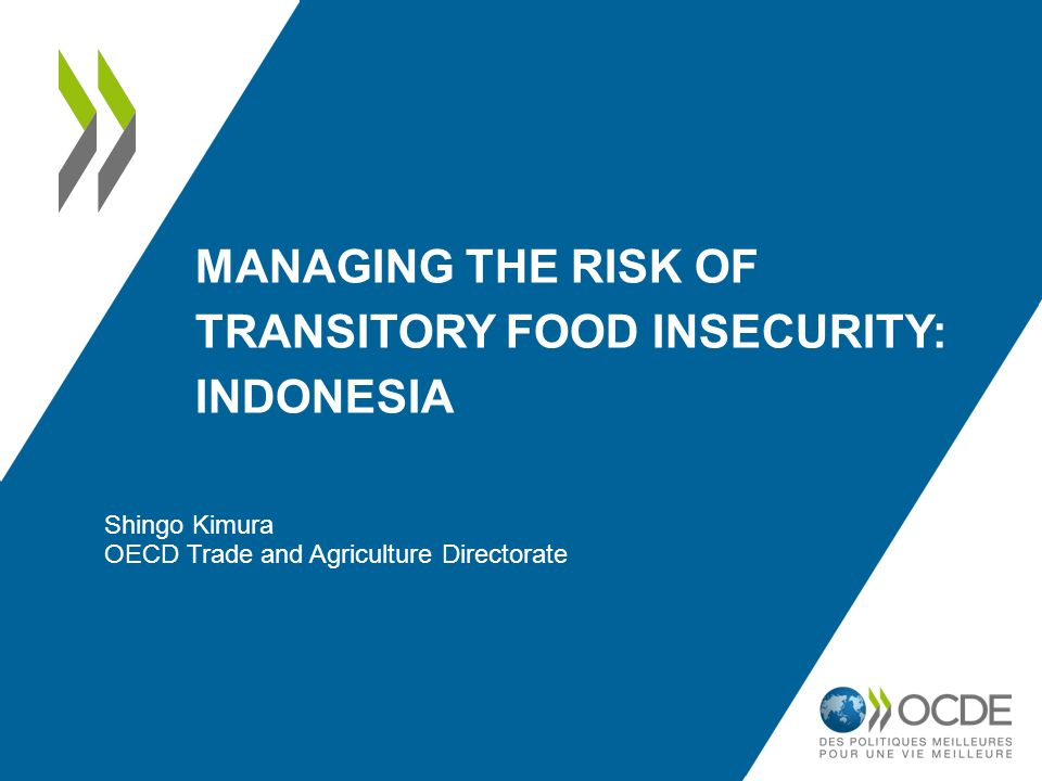 12 Average policy Impact across food insecurity risk scenarios Average policy impact is assessed, takes into consideration the probability and impacts of risk scenarios Rice MPS worsen the food security situation on average