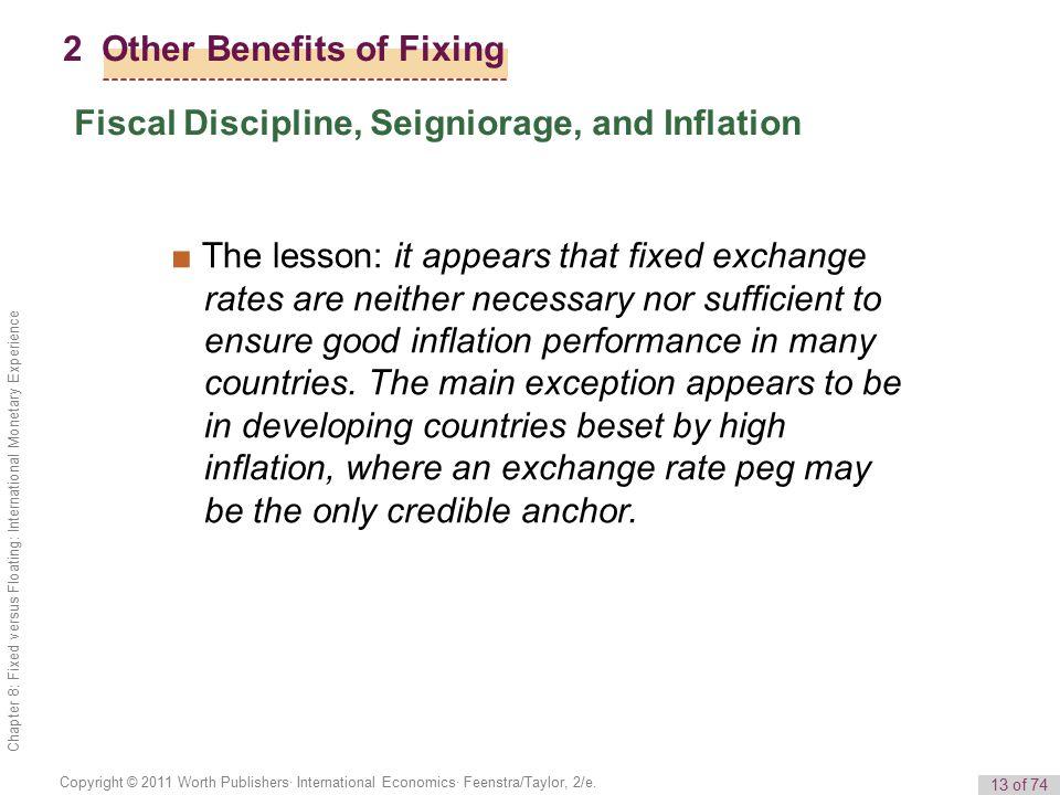 13 of 74 Copyright © 2011 Worth Publishers· International Economics· Feenstra/Taylor, 2/e.