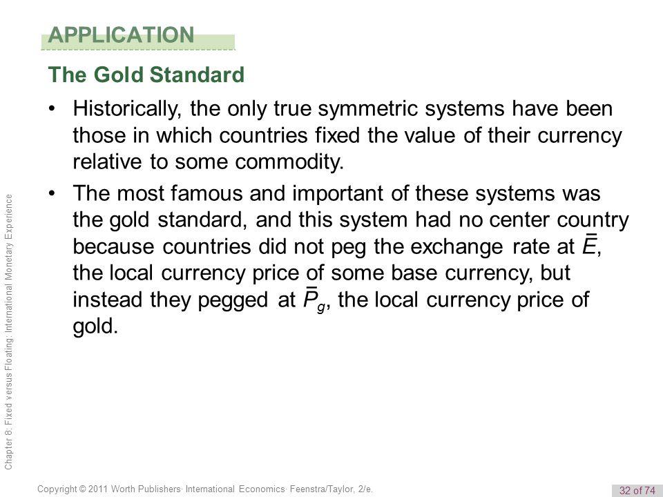 32 of 74 Copyright © 2011 Worth Publishers· International Economics· Feenstra/Taylor, 2/e.