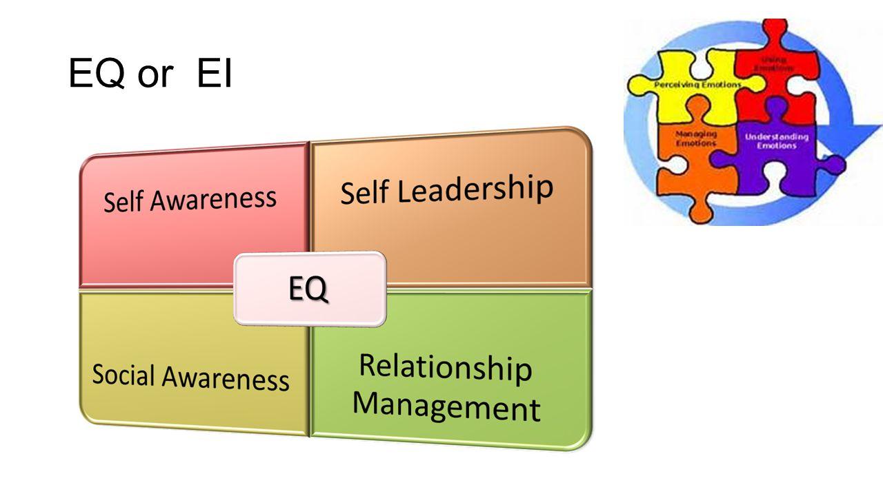 EQ or EI