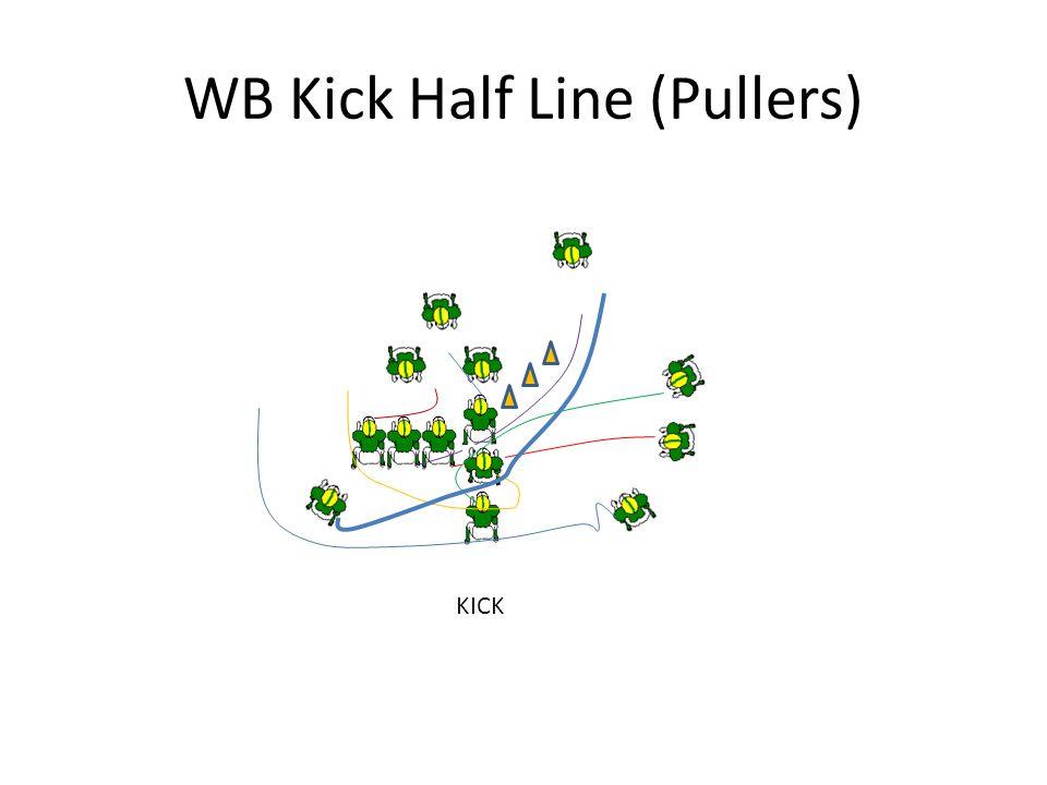 WB Kick Half Line (Pullers) KICK
