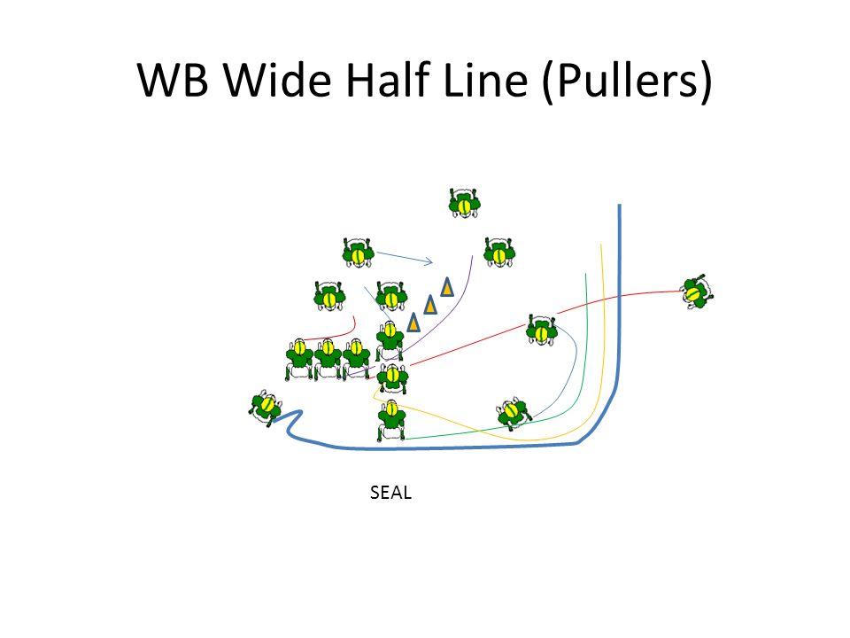 WB Wide Half Line (Pullers) SEAL