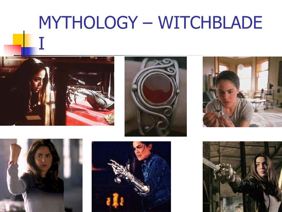 MYTHOLOGY – WITCHBLADE I