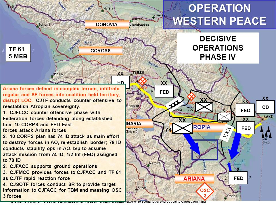 I:\S-3\2 - S-3 Warrior Forge Plans Branch\2010 WF\WF2010 PLANNING SCENARIO\WF 10 Scenario\RTW products to Cadet Command B-C PIPELINE US UNITS TF 61 5