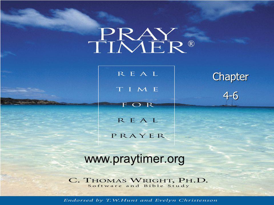 Chapter4-6 www.praytimer.org ®