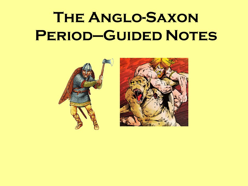 Anglo-Saxon England (449-1066) The two main classes of the Anglo-Saxon society are known as: The Earls: the ruling class; must show blood relationship to the founder of the tribe Churls: Bondsmen, agricultural lives