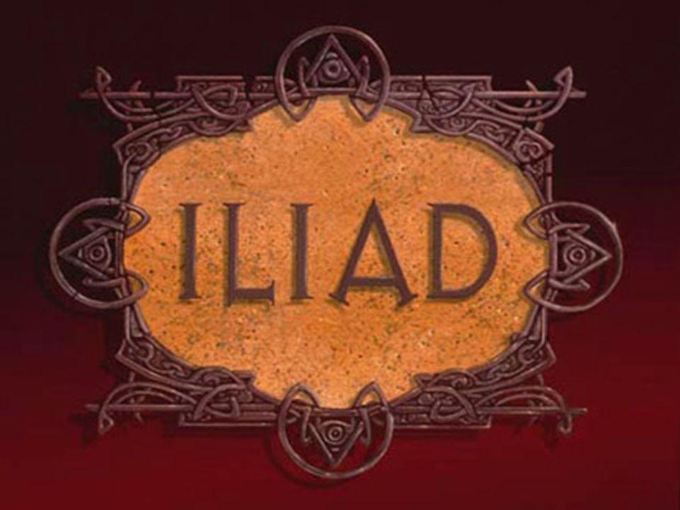 Iliad Notes
